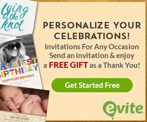evite promotional codes for free invitation