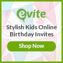 Evite Kids Birthday Invitations